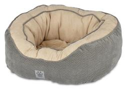 Precision Pet Daydreamer Gusset Bed, 26 by 22 by 10-Inch, Gr