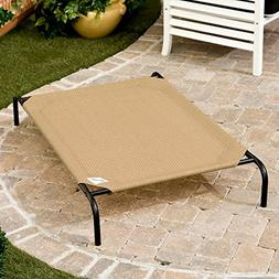 Coolaroo Deluxe Dog Bed with Replacement Cover - X-Large - D