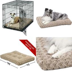 MidWest Homes for Pets Deluxe Pet Beds | Super Plush Dog  Ca