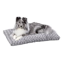 MidWest Homes for Pets Deluxe Pet Beds,Super Plush Ideal Dog