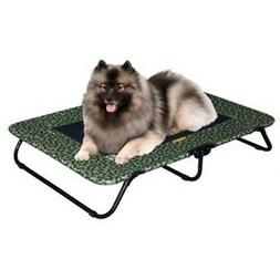 Pet Gear Designer Cot for cats and dogs up to 50 pounds, 30-