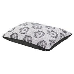 Designer Rectangular Dog Bed in Chateau Fabric