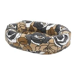 Donut Dog Bed Size: XX-Large, Color: Tranquility