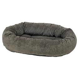 Bowsers Diamond Series Microvelvet Donut Dog Bed