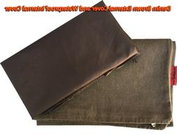 DIY Durable Denim Waterproof Pet Dog Bed Cover Duvet case Sm
