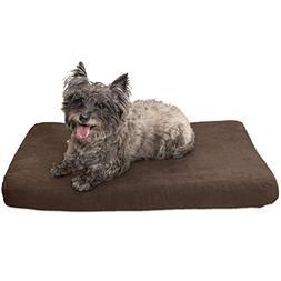 FurHaven Pet Dog Bed | Deluxe Memory Foam Ultra Plush Mattre