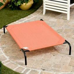 Extra Large Dog Bed Elevated Pet Mat Pad Indoor-Outdoor Cot
