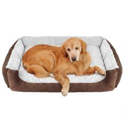 WILLNORN Dog Bed for Large Dogs Clearance with Cover Removab