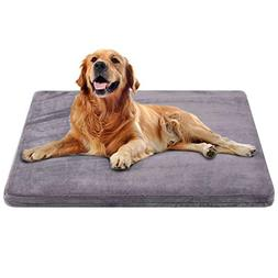 Large Dog Bed Mat Bed Orthopedic Foam Dog Beds Mattress Wash