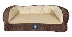 Dog Bed Serta Orthopedic Large Extra Sofa, Pet Foam & Puppy