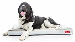 LARGE Dog Bed Orthopedic Memory Foam With Removable Washable