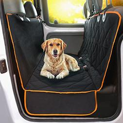 Doggie World Dog Car Seat Cover - Cars, Trucks and Suvs Luxu