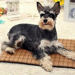 Dog Cooler Mat Pet Bed  Pad Cool Gel Non Toxic