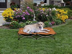 """Outdoor Dog cot Large 48""""w X 26""""d - dog bed cat pet animal p"""