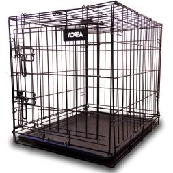 Aspca Dog Crate Kennel with Removable Tray Dog Crates And Ke