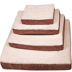 Paws & Pals Orthopedic Pet Bed Foam-Mattress for Dogs & Cats