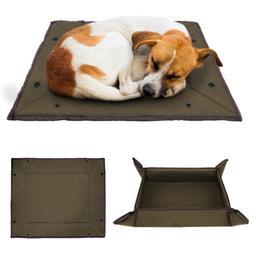 Dog Sleeping Mat Waterproof Bed Pet Mats for Dogs Small Larg