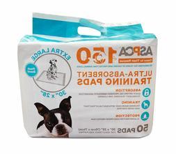 ASPCA Dog Training Pads 50 Pack X-Large