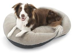 TrustyPup Dream Boat+ Dog Bed for Cuddle, Large