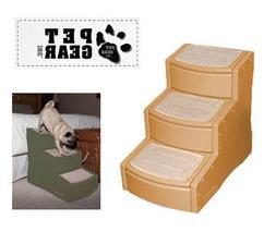 Pet Gear Easy Step III Pet Stairs - Tan