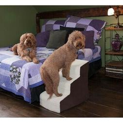 Pet Gear Easy Step III Deluxe Soft 3-Step Pet Stairs for Pet