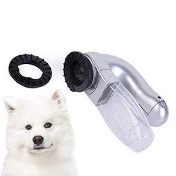 Electric Pet Hair Remover Suction Device For Dog Cat Groomin