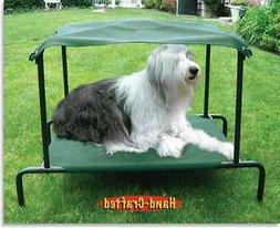 Elevated Breezy Bed Outdoor Dog Size: Large