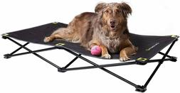 Hyper Pet Elevated Dog Bed, Indoor or Outdoor Dog Bed for Me