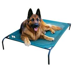 """Coolaroo Elevated Indoor & Outdoor Dog Cot Large 51""""w X 32""""d"""