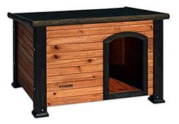 Precision Pet ExtLog-S Extreme Outback Log Cabin - Small