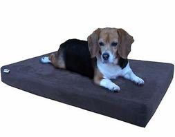 Extra Large 47X29X4 Inch Waterproof Orthopedic Memory foam p