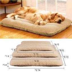 Extra Large Dog Bed Soft Foam Orthopedic Durable Jumbo XL Se