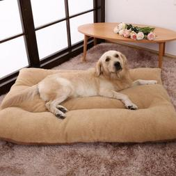 Extra Large Dog Bed Ultra Soft Foam Orthopedic Durable Jumbo