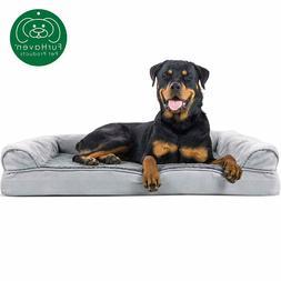 Extra Large Jumbo Dog Bed Deluxe Orthopedic Big Pet Pillow B