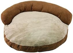 Dallas Manufacturing Co. Products  Faux Suede Couch Pet Bed,