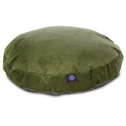 Fern Villa Collection Large Round Pet Dog Bed