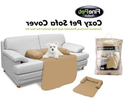 FinePet Cozy Pet Sofa Cover/Pet Couch
