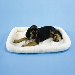 Precision Pet Fleece Crate Bed