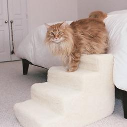 Foam 4 Step Pet Stair