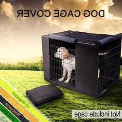 <font><b>Dog</b></font> Kennel House Cover Waterproof Dust-p