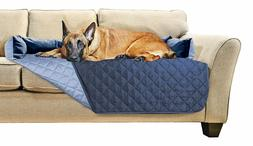 Furhaven SOFA BUDDY PET BED Dog Cat Cover Water Resistant BL