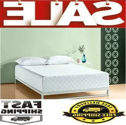 Zinus 6-8-10-12 Inch Gel-Infused Green Tea Memory Foam Mattr