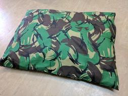 Genuine Camouflage Ripstop Durable Dog Bed Covers With Zips