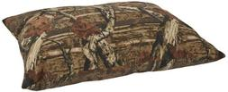 Mossy Oak Gussetted Pillow Dog Bed, 36-Inch by 45-Inch, Moss