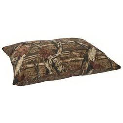 Mossy Oak Gussetted Pillow Dog Bed, 27-Inch by 36-Inch, Moss