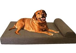 Dogbed4less Premium Extra Large Head Rest Pillow Orthopedic
