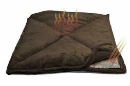 FurHaven Pet Heating Pad | ThermaNAP Faux Fur Self-Warming C