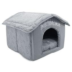 Best Pet Supplies Portable Indoor Pet House – Perfect for