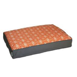 Honeycomb Memory Foam Topper Pet Pillow Bed Size: Medium , C