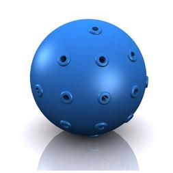 "Hugs Pet Products Hydro Ball 2"" x 2"" x 2"""
